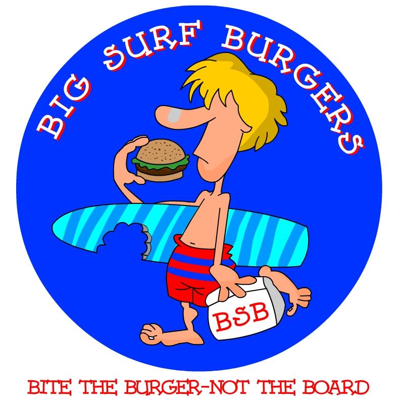Surf Burgers >> Big Surf Burgers